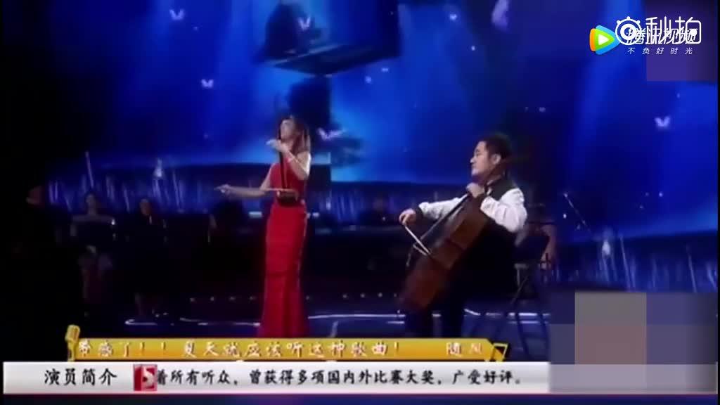 二胡大提琴合奏版《铁血丹心》满满的回忆
