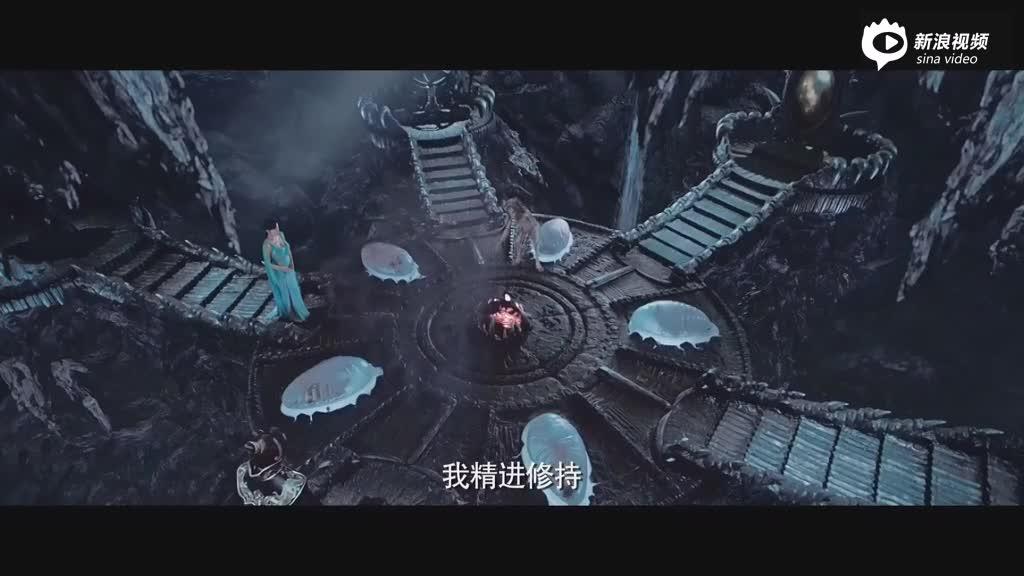 视频:《降魔传》终极预告郑恺张雨绮上演百世轮回