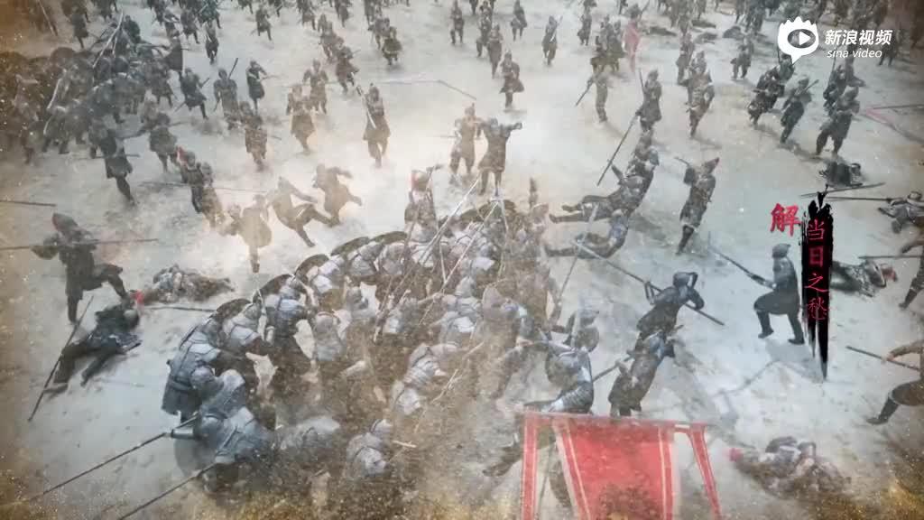 视频:韩磊献唱《天下长安》主题曲张涵予重现贞观盛世