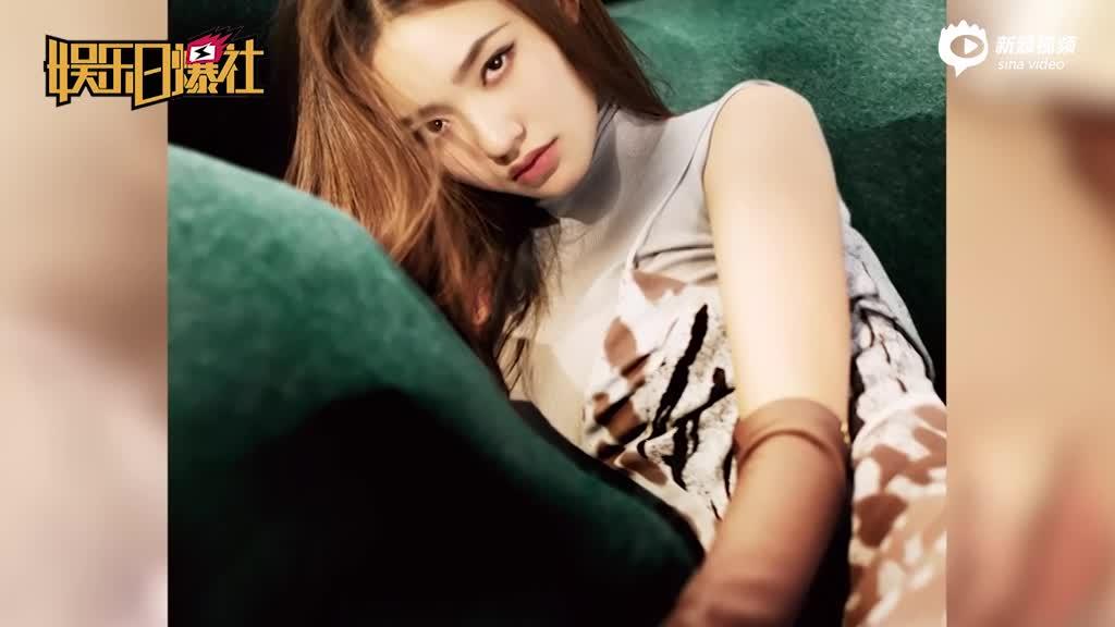视频:林允拍摄封面大片时尚被赞高级脸