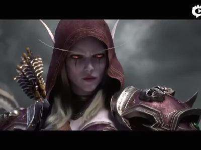 魔兽8.0争霸艾泽拉斯开场CG多国多语言混剪版