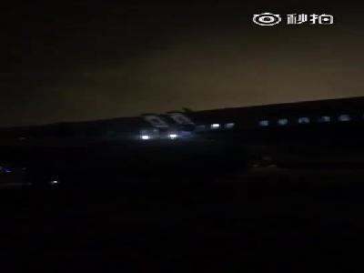 南航一客机货舱报火警 已紧急备降长沙机场