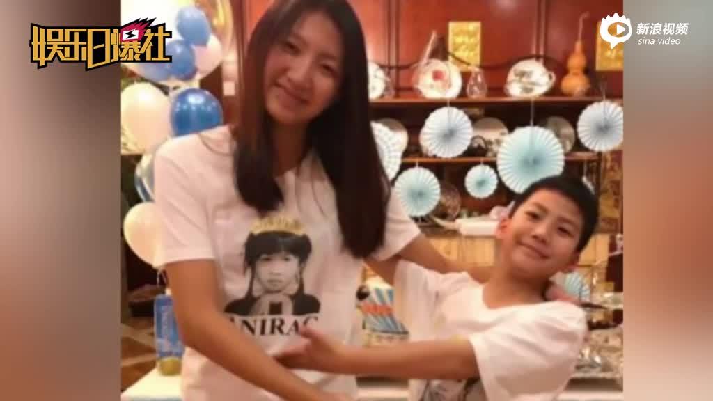视频:刘嘉玲晒康康生日照片衣服小细节引发网友大讨论