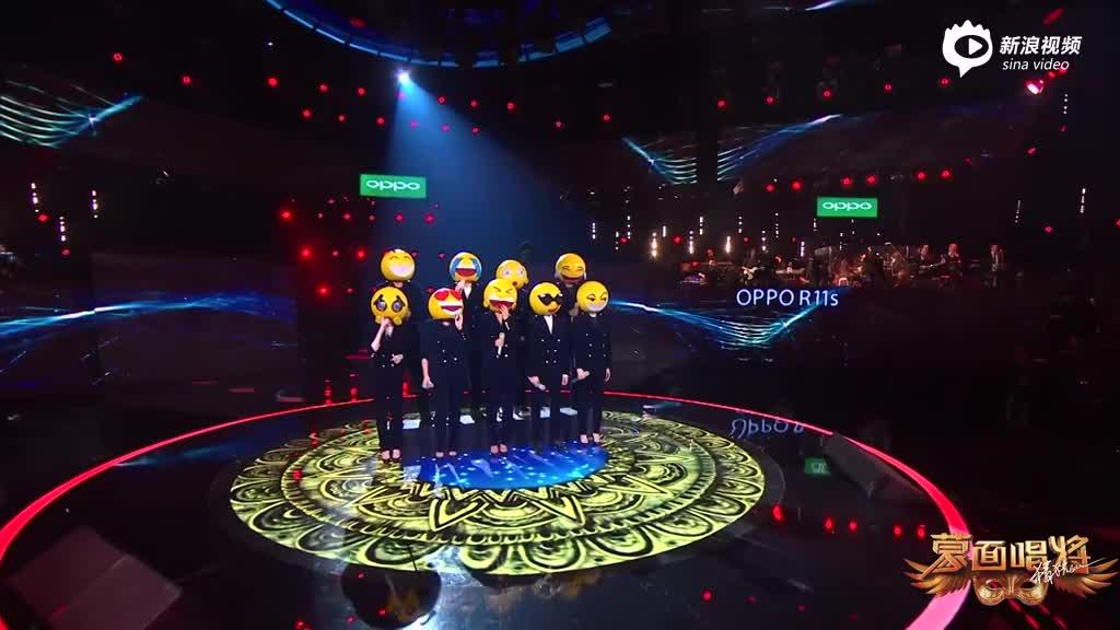 视频:蒙面合唱团《我的未来不是梦》