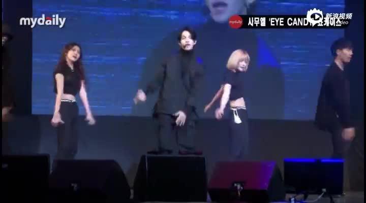 视频:Samuel首尔举行个人专辑showcase