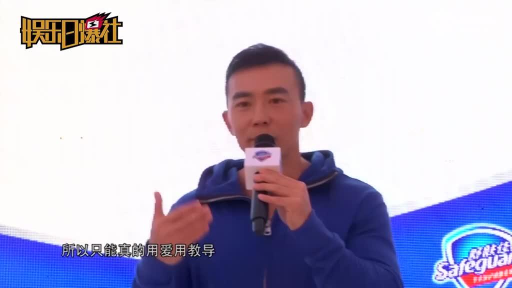 视频:刘畊宏来沪尽显暖爸特质自曝女儿晒黑被太太吐槽