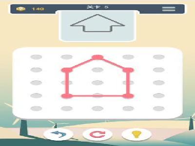 《点线交织》游戏视频