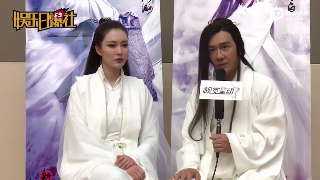 视频:陈浩民13年后再挑战《新六指琴魔》胡然不惧与林青霞做比较