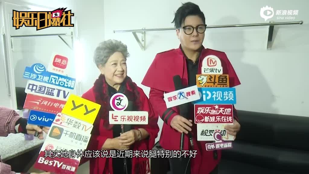 """视频:金霖""""孝道行天下""""公益演唱会群星力挺弘扬传统文化"""
