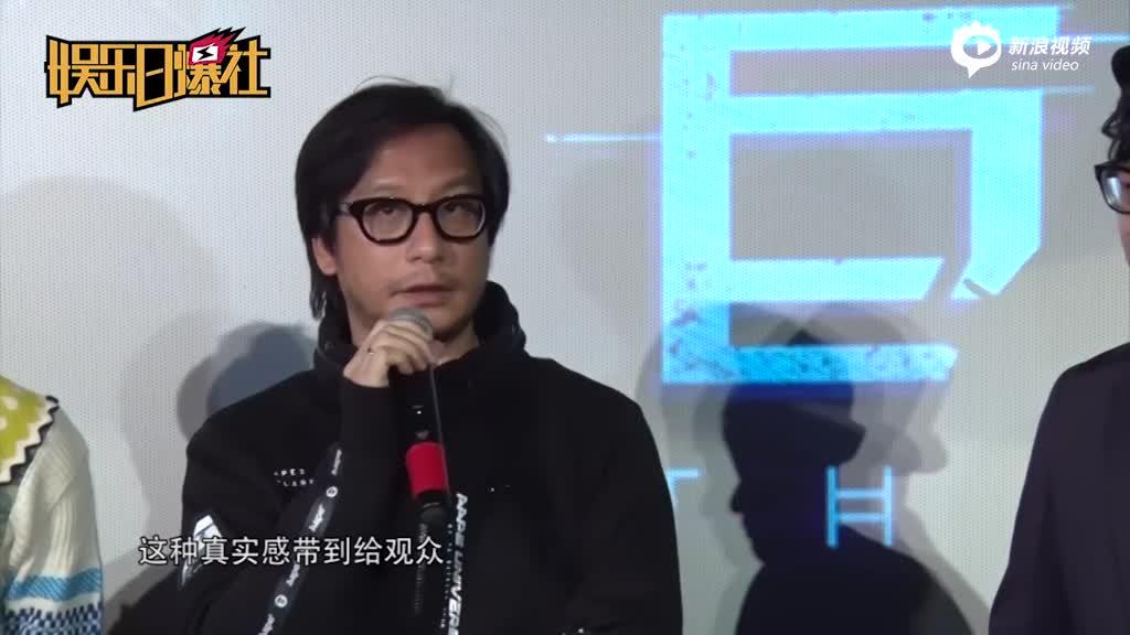 视频:陈学冬新片想要突破自我为塑造好角色健身练武打