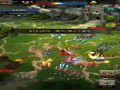 《战火与秩序》游戏视频 (1)