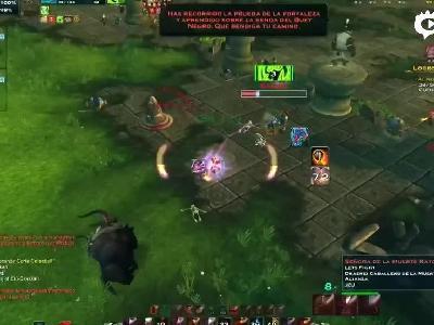 魔兽世界火法PvP视频 Varroc 4
