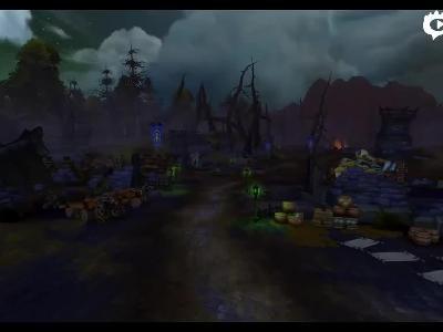 地狱霹雳火地图探索:8.0设计之初的世界