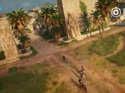 《刺客信条:起源》第二部DLC 中文版发售预告
