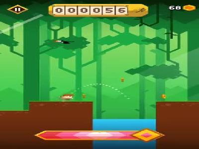 《冒险跑跑跑》游戏视频