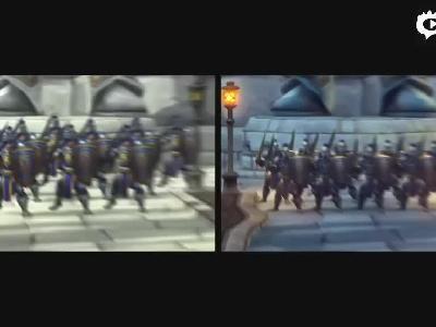 恶魔猎手机械电影初版和最终版对比视频
