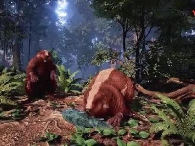 最强画质恐龙世界探险VR《方舟公园》今日全球发售