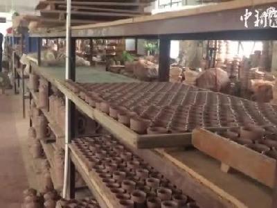 坭兴陶是怎样制成的?带你去钦州看看