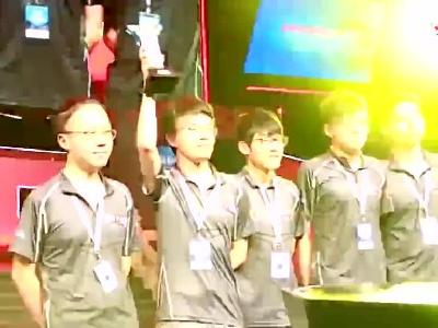 EHOME WESG2017行记