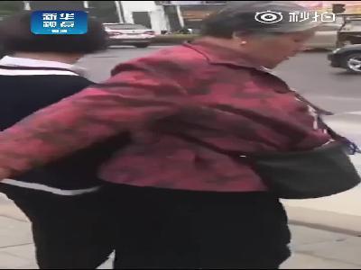 """视频丨""""中国式过马路""""管不住?黄石现神器:谁闯喷谁"""