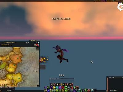 国外玩家带您领略恶魔猎手的超究极型跳跃