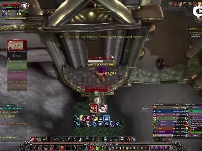 [军团再临7.3.5]魔兽世界战士Xohs PvP视频 2