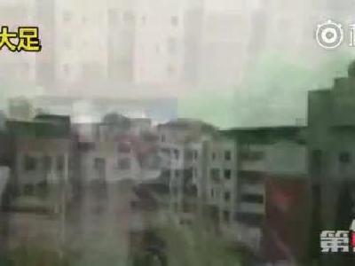 气象台没说谎! 重庆真的下雨啦