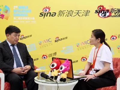 专访中国华录集团有限公司总经理张黎明