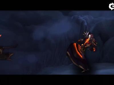 魔兽世界暴力火法PvP视频 Rifti 10