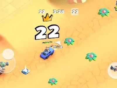 《欢乐赛车大战》游戏视频