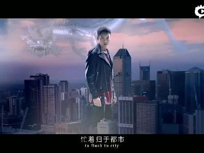 陈伟霆代言自然堂新男士系列