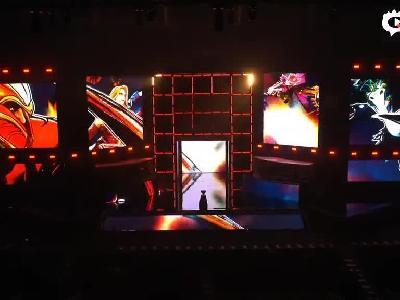 DOTA2 Super Major 开场秀