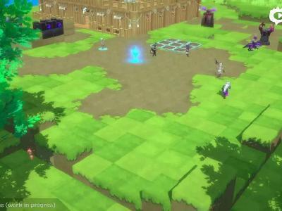《我的起源》游戏实录预告片(E3用)