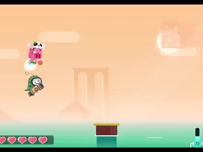 《动物天空岛》游戏视频