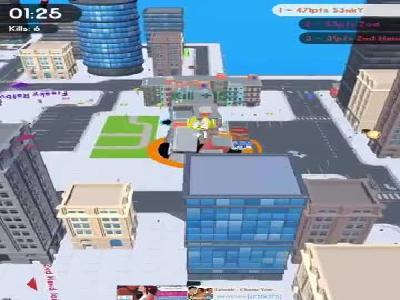 《黑洞大作战》游戏视频