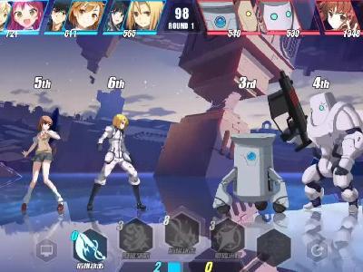 《电击文库:零境交错》游戏视频 (2)