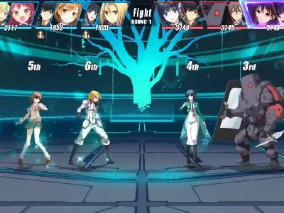 《电击文库:零境交错》游戏视频 (4)