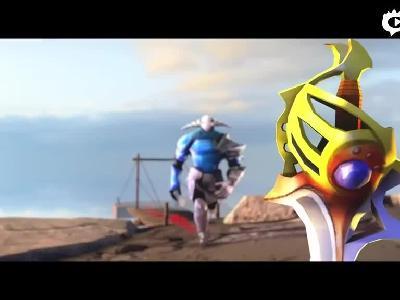 寻找圣剑 - Dota2 TI8短片大赛