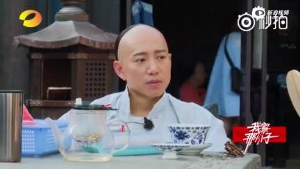 视频:钱枫被好友劝减肥 爆料张艺兴深夜边背台词边健身