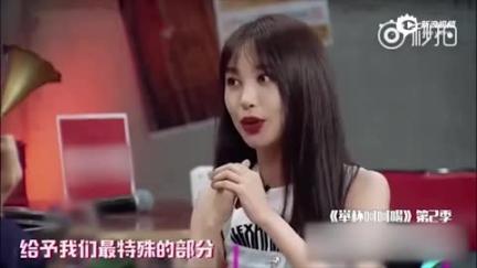 视频:吴昕称从未与艺人谈恋爱 感恩潘玮柏鼓励变更自信