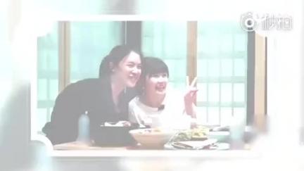 """视频:福原爱变身""""东北爱酱"""" 吐槽和江宏杰说东北话完全听不懂"""
