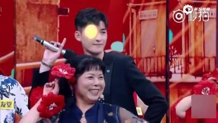 """视频:《快乐大本营》把张翰名字打错成""""张瀚"""""""