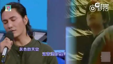 视频:回忆杀!陈坤深情演唱《是否爱过我》