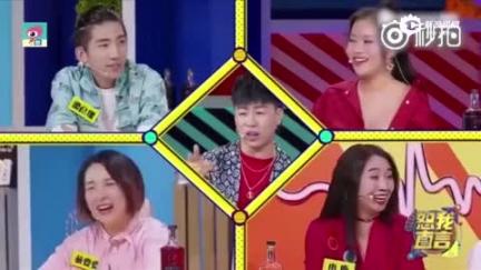 """视频:胡彦斌曝某男星抢C位 自己非常""""尴尬"""""""