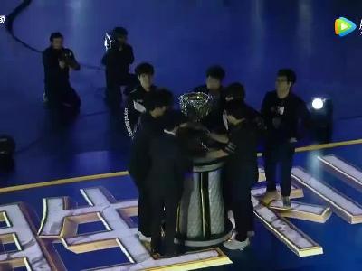 2017全球总决赛决赛:SSG重回巅峰 四年磨剑创造历史