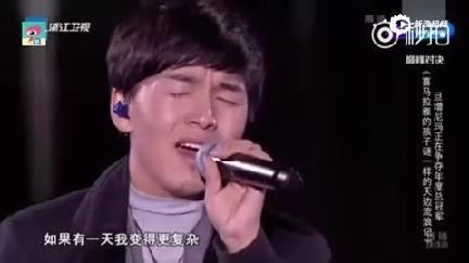 视频:《中国好声音》旦增尼玛获得冠军