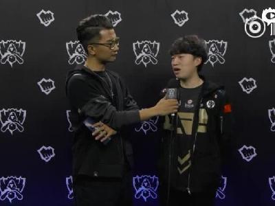 S8小组赛GEN vs RNG赛后采访Xiaohu