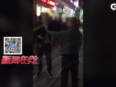 真是好人!呼兰男子被当街狂殴十分钟,一手不还,还不断劝说打人者