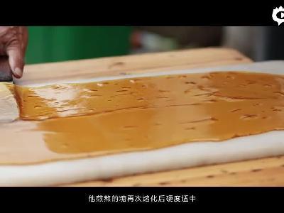 兰溪糖画传承人章国清