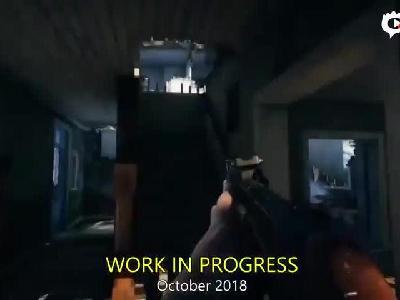 《战地5》改进版演示